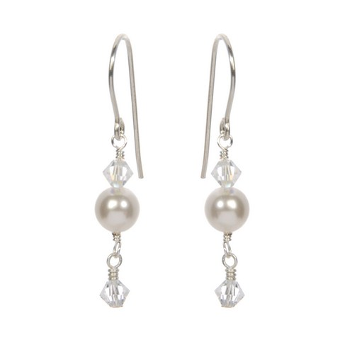 Mirage Drop Earrings Crystal 480x480