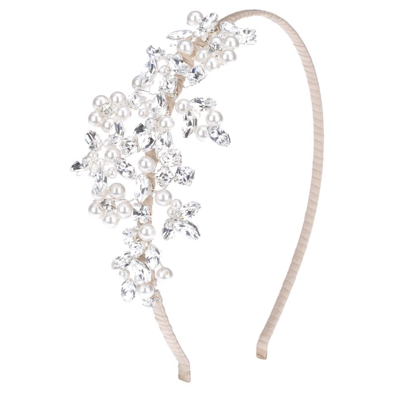 Modern Heirloom Side Tiara